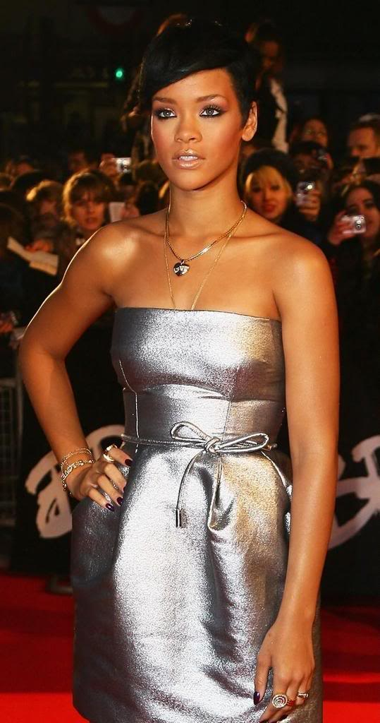 Rihanna Rihanna-britawards19fds