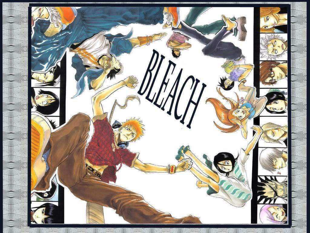 Wallpapers de bleach Bleach-832971