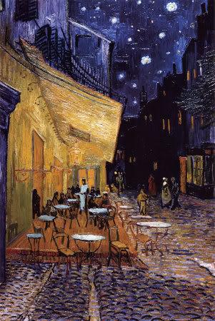 Vincent Van Gogh Cafe