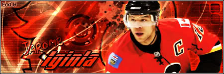 New York Islanders Iginla