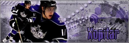 Future Kings(signed) Kopitar