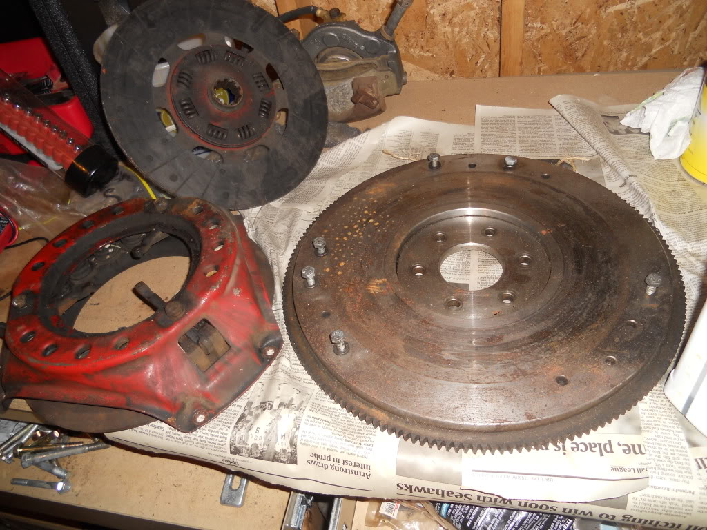 name this flywheel and clutch Newpicturesbaby070