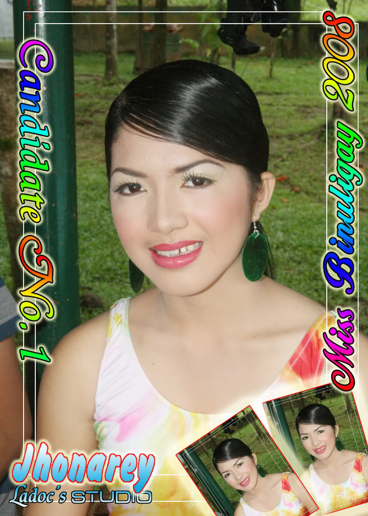 CANDIDATES FOR MISS BINULIGAY 2008... 11