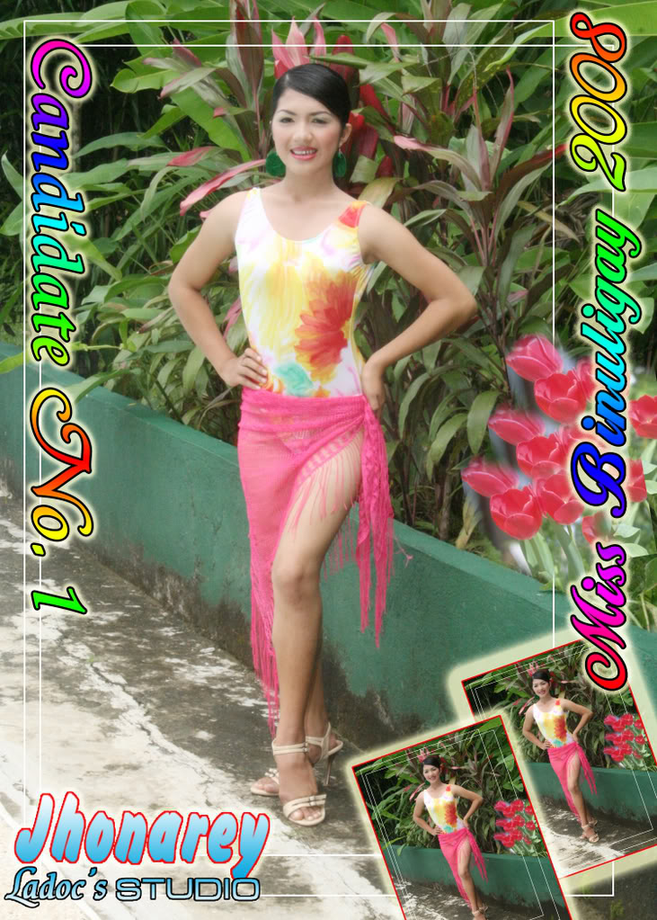 CANDIDATES FOR MISS BINULIGAY 2008... 13