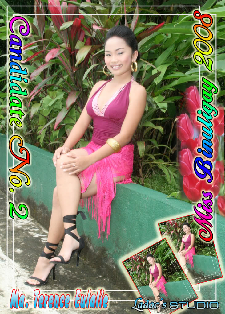 CANDIDATES FOR MISS BINULIGAY 2008... 21