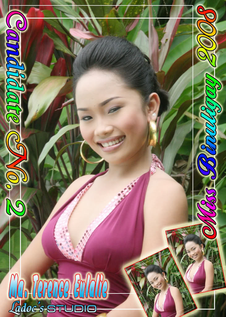 CANDIDATES FOR MISS BINULIGAY 2008... 23