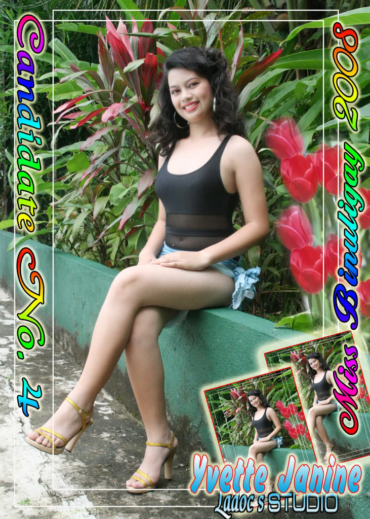 CANDIDATES FOR MISS BINULIGAY 2008... 41