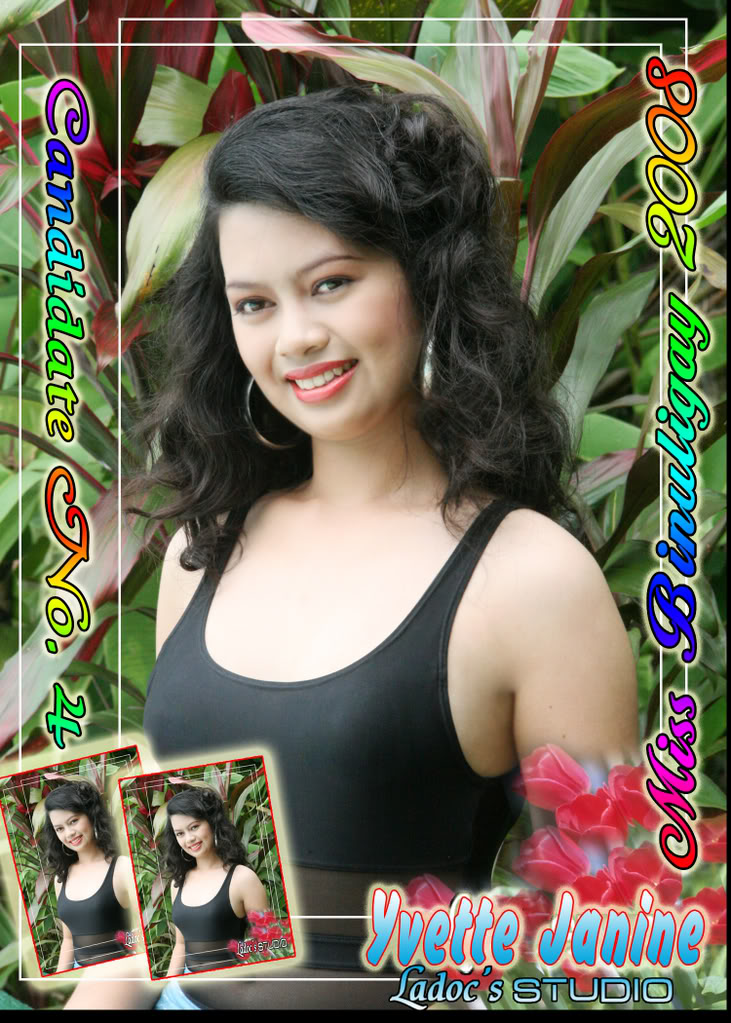 CANDIDATES FOR MISS BINULIGAY 2008... 43
