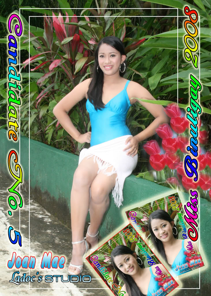 CANDIDATES FOR MISS BINULIGAY 2008... 5