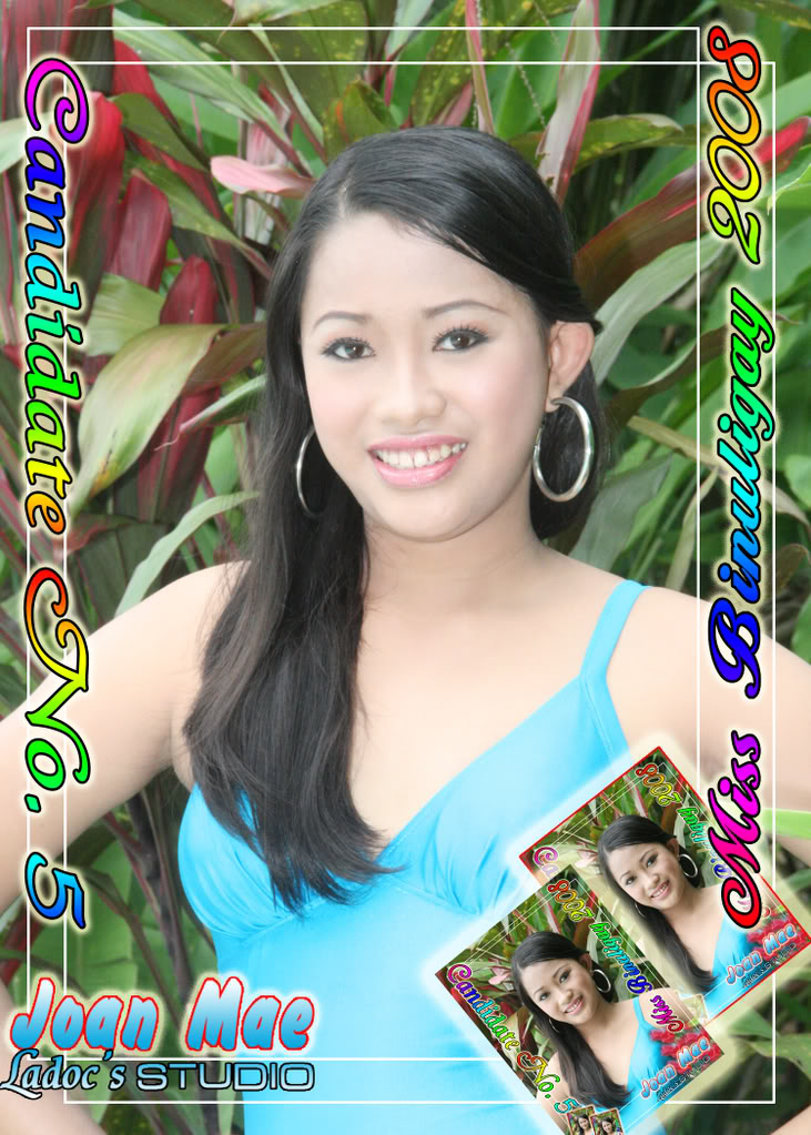 CANDIDATES FOR MISS BINULIGAY 2008... 51