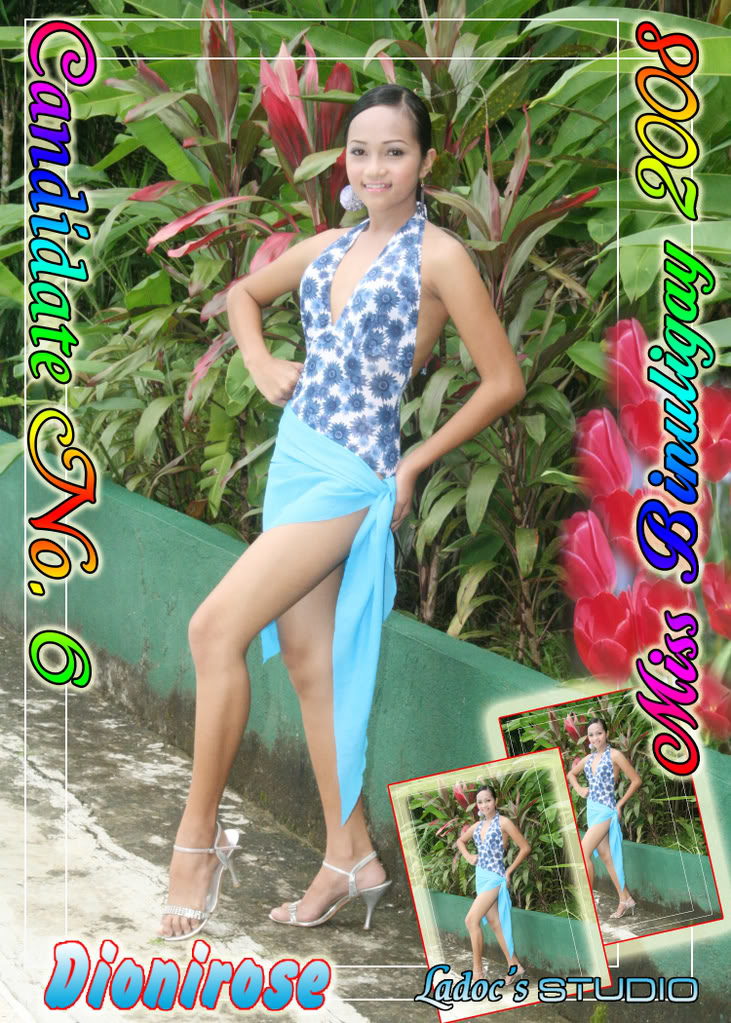 CANDIDATES FOR MISS BINULIGAY 2008... 63