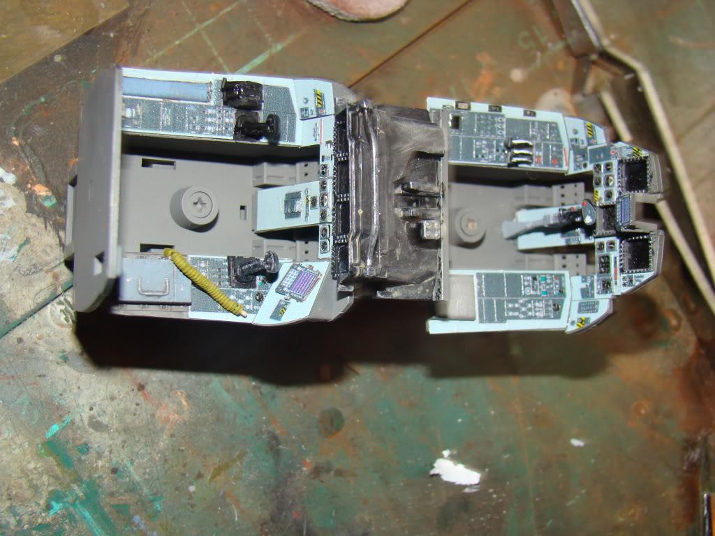 bunker - F 15E Strike Eagle  Bunker Buster CopiedeDSC08255