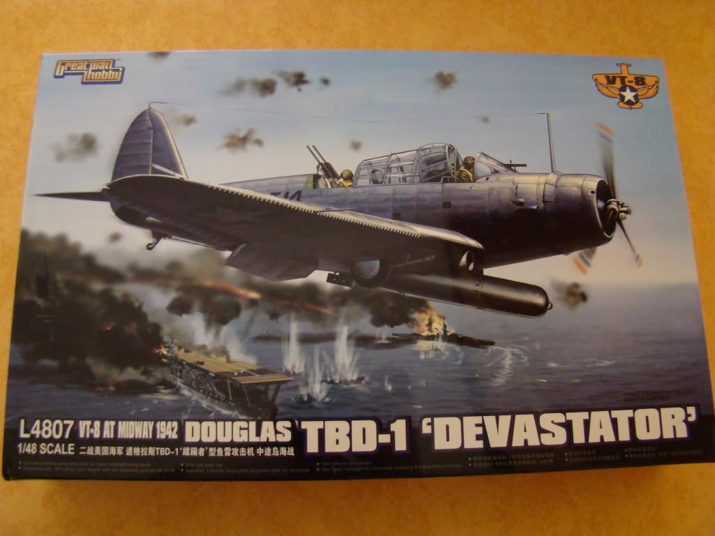 TBD-1 DEVASTATOR de chez Great Wall Hobby DSC03662
