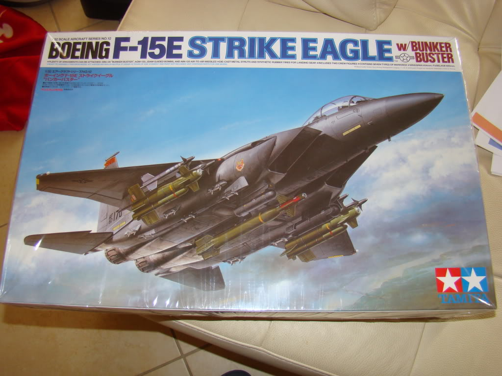 bunker - F 15E Strike Eagle  Bunker Buster DSC07883-1