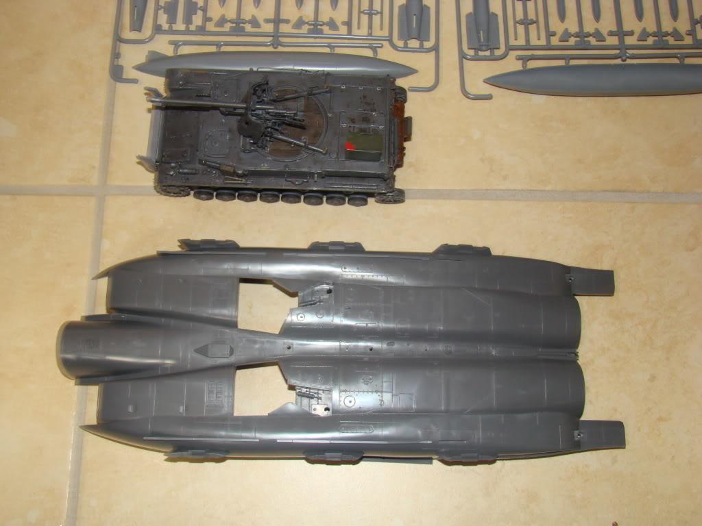 bunker - F 15E Strike Eagle  Bunker Buster DSC08239