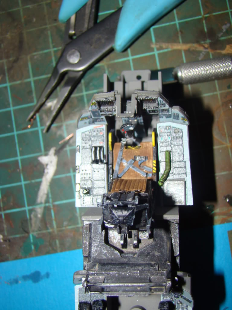 bunker - F 15E Strike Eagle  Bunker Buster DSC08284-1