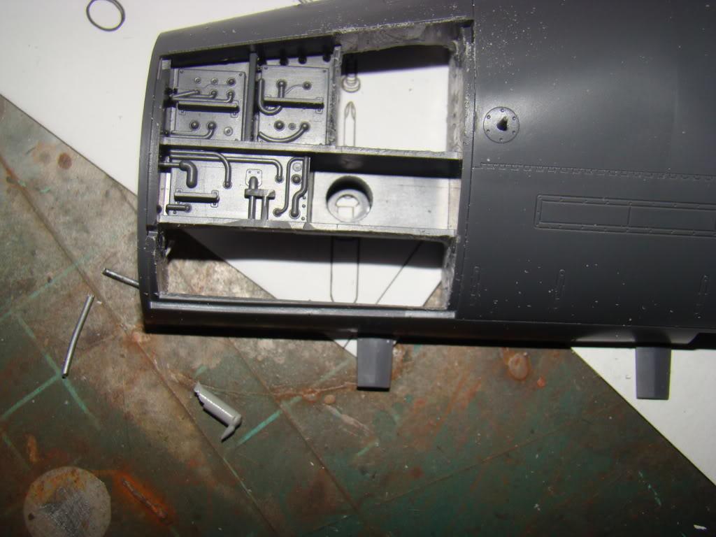 bunker - F 15E Strike Eagle  Bunker Buster DSC08947