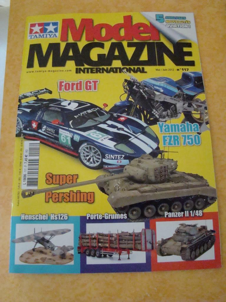 Tamiya Model  Magazine n°117 Mai/Juin 2012 DSC04804