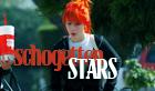 SCHOGETTEN STARS. naujas žvaigždžių miestas. S P A U S K