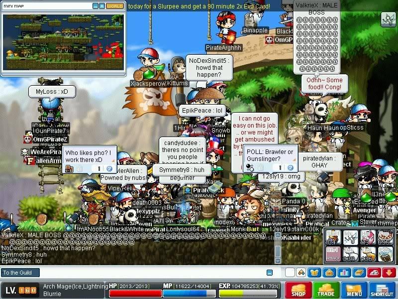 **Old Screen Shots Thread** MapleStory2008-11-1114-49-51-70
