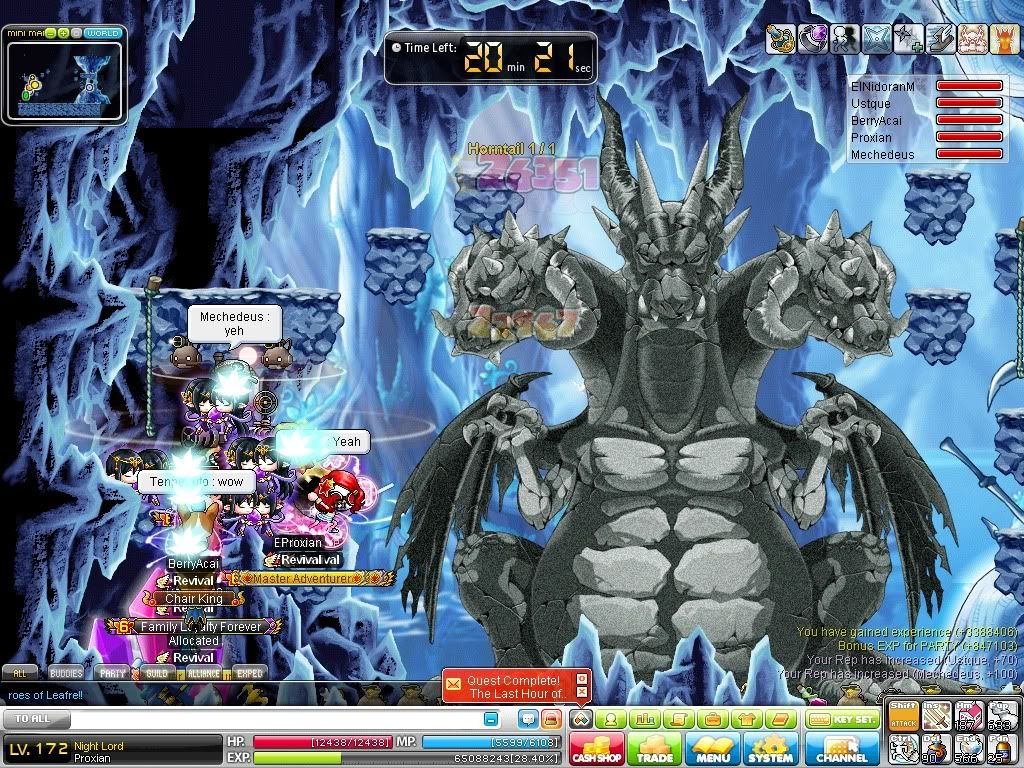 Intense Boss Battles MapleStory2011-08-2619-53-43-28