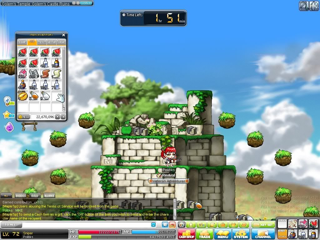 Random Makeover Ticket MapleStory2011-09-2909-13-34-29