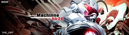 Firmas de Regalo MACHINNEBK26440X120