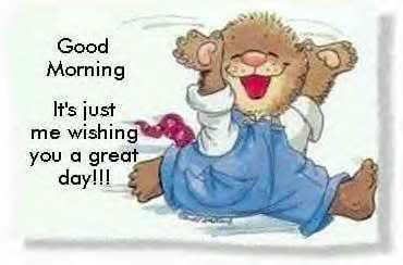 Good Morning, Good Day, Good Evening, or whatever lol ATT2