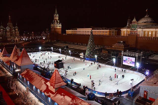 Las Fiestas en Rusia Pista_de_patinaje