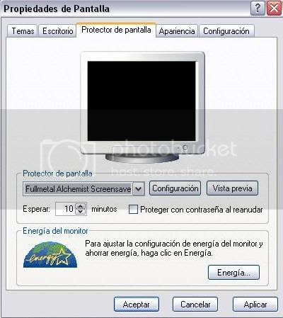 FMA PROTECTOR DE PANTALLA ANIMADA (aprovecha q se agota xD) Display