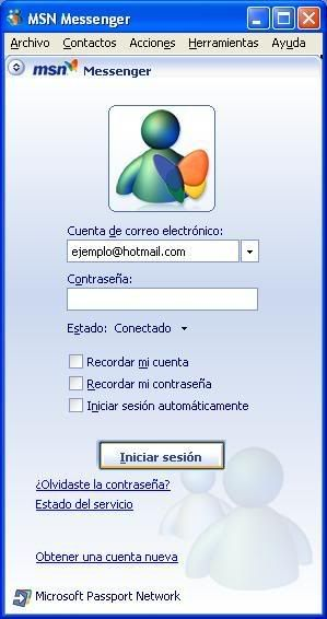 Messenger 7.5 Portable Msn75