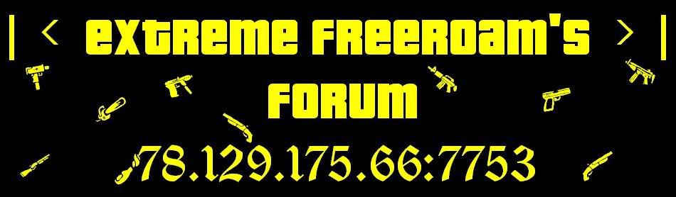 > Extreme Freeroam