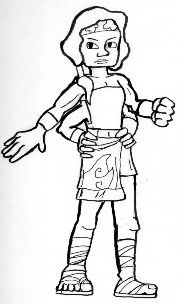 Face can draw! Sometimes! - Page 3 Four-armed%20fighter008_zpsdrjgmlpa