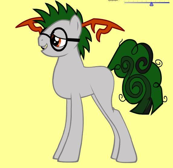 My Little Pony: Boredom is Magic Pony-foraii