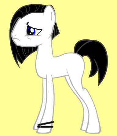 My Little Pony: Boredom is Magic Pony-matt