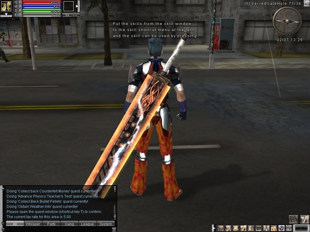 [Preview of Ep4 Set] Released... Swordsmanback