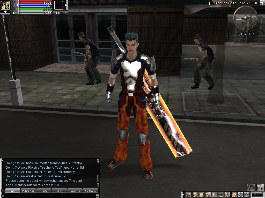 [Preview of Ep4 Set] Released... Swordsmanfront