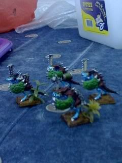 Cannibal Lizards from the Dragon Isles Jb3