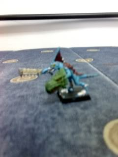 Cannibal Lizards from the Dragon Isles Mr1
