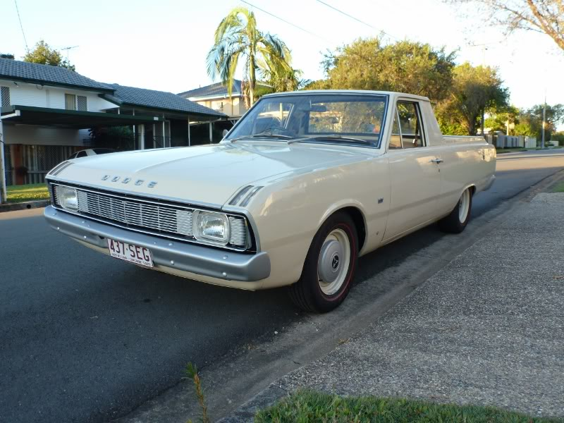 The 'Sloop John B' VG Dodge ute P1030319800x600