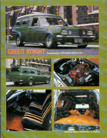 The John Holmes CL Valiant Pornovan Project - Page 5 Greenknight