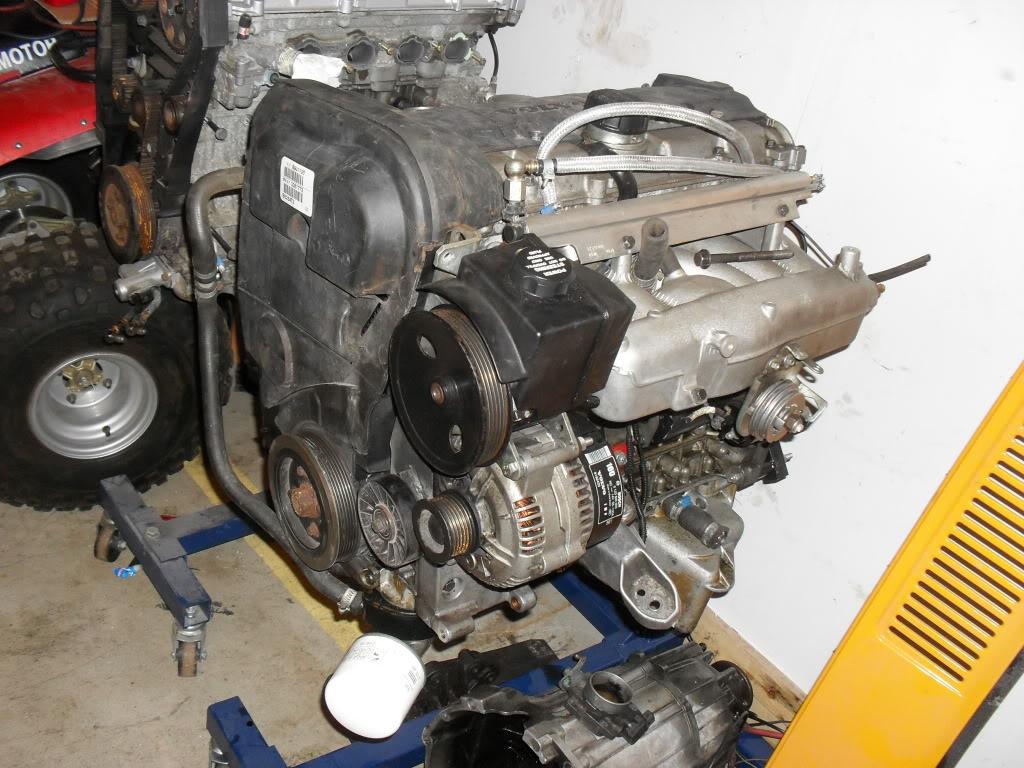 "T5Tim - Sierra ""Cosworth"" M50 Turbo.  SDC10659"