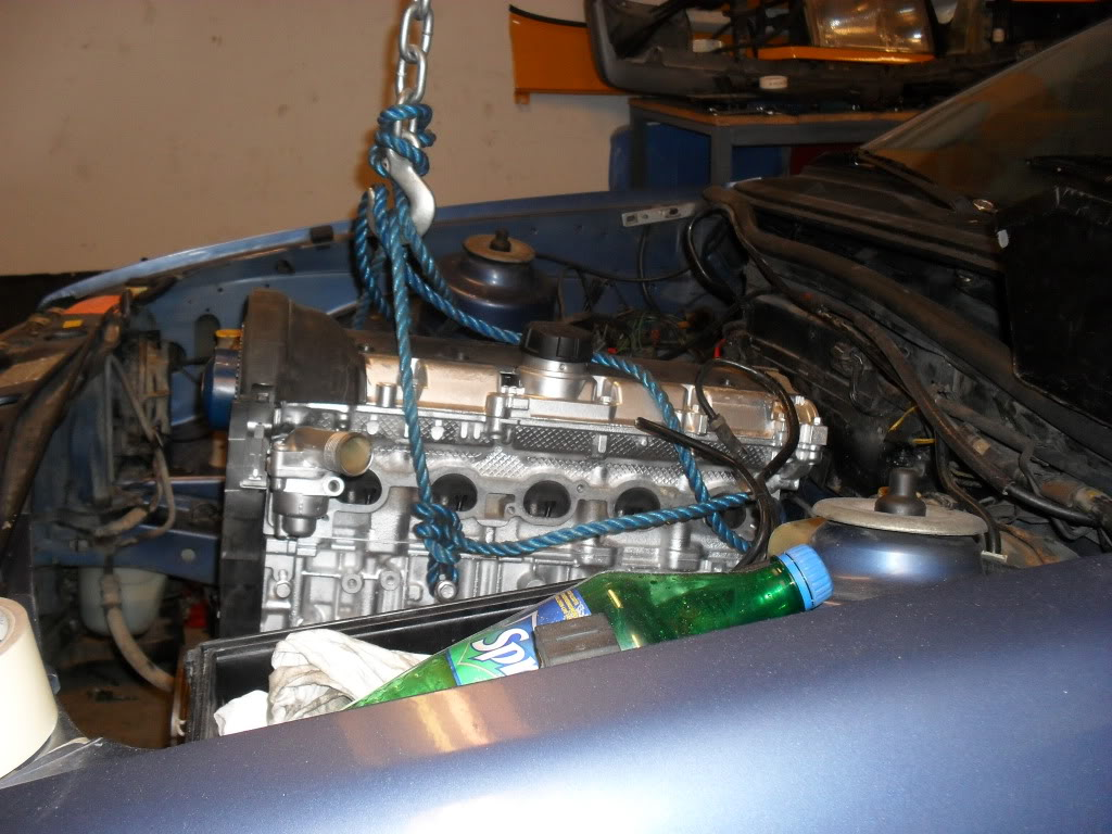 "T5Tim - Sierra ""Cosworth"" M50 Turbo.  SDC10688"