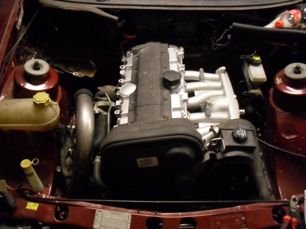 "T5Tim - Sierra ""Cosworth"" M50 Turbo.  SDC10859"