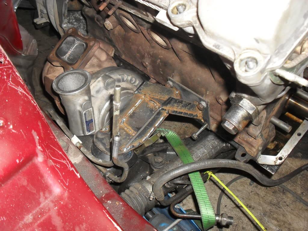 "T5Tim - Sierra ""Cosworth"" M50 Turbo.  SDC11017"
