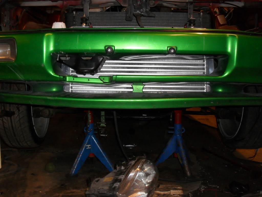"T5Tim - Sierra ""Cosworth"" M50 Turbo.  SDC11023"