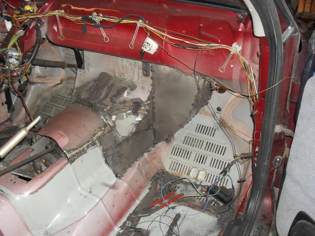 "T5Tim - Sierra ""Cosworth"" M50 Turbo.  SDC11031"