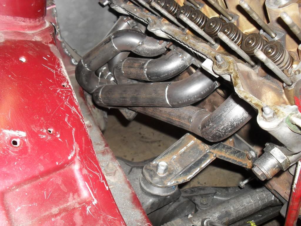 "T5Tim - Sierra ""Cosworth"" M50 Turbo.  SDC11045"