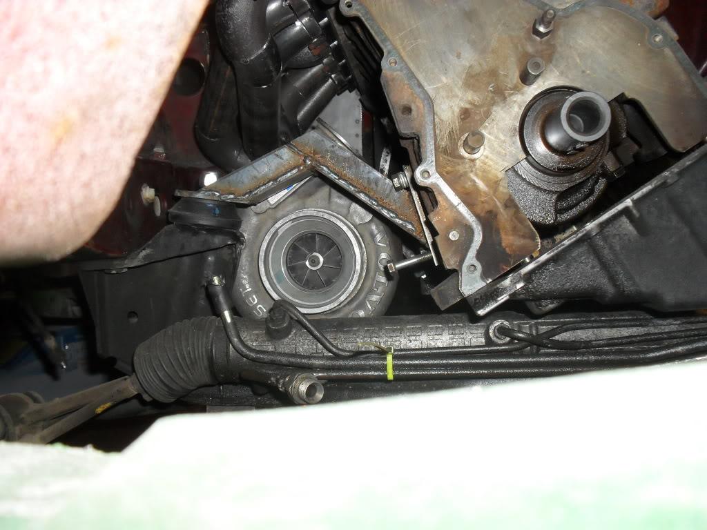 "T5Tim - Sierra ""Cosworth"" M50 Turbo.  SDC11047"