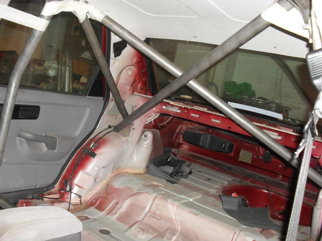 "T5Tim - Sierra ""Cosworth"" M50 Turbo.  SDC11055"